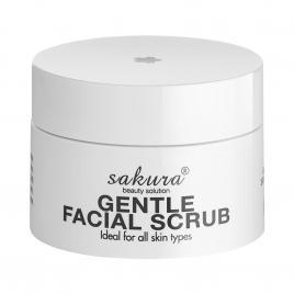 Kem tẩy tế bào chết da mặt Sakura Beauty Solution Gentle Facial Scrub 30g