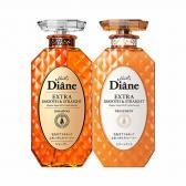 Bộ đôi dầu gội, xả vào nếp thẳng mượt Moist Diane Extra Smooth & Straight 450ml