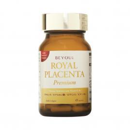 Viên uống tinh chất nhau thai Waki Beyou Royal Placenta 45 viên