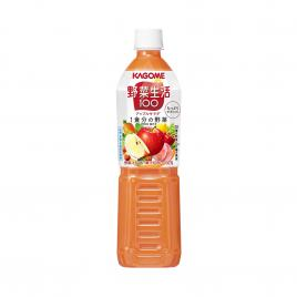 Nước ép rau củ quả nguyên chất Kagome Apple Salad 720ml