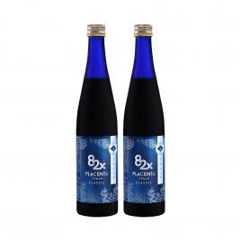 Combo 2 chai tinh chất nhau thai Placenta Mashiro 82x Classic New 450.000mg 500ml