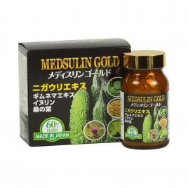 Viên uống hỗ trợ điều trị tiểu đường JpanWell Medsulin Gold 60 viên
