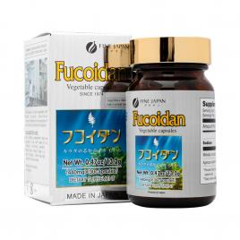 Viên uống hỗ trợ điều trị ung thư Fine Japan Fucoidan 30 viên