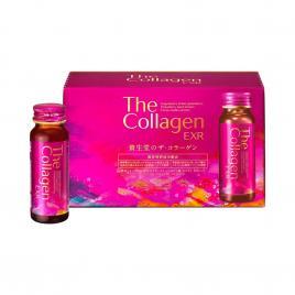 Nước uống The Collagen Shiseido EXR 2020 New (Hộp 10 chai x 50ml)