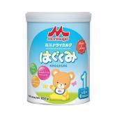 Sữa Morinaga Hagukumi số 1 Nhật Bản 850g (Cho bé 0 - 6 tháng)