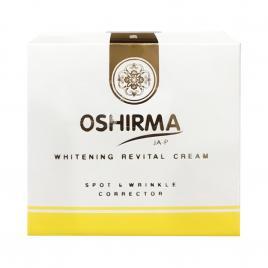 Kem nén mờ nám, chống nắng từ linh chi trắng Oshirma 10g