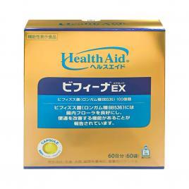 Bột uống men vi sinh sống cao cấp HealthAid Bifina EX 60 gói (Nhập Khẩu)