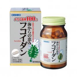 Viên uống hỗ trợ điều trị ung thư Orihiro Fucoidan 90 viên