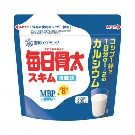 Sữa bổ sung Canxi & Protein MBP Mainichi Honebuto Megmilk Skim 200g