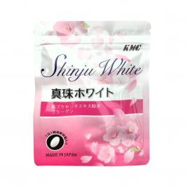 Viên uống nhau thai tươi và Collagen KMC Shinju White Pearl 30 viên