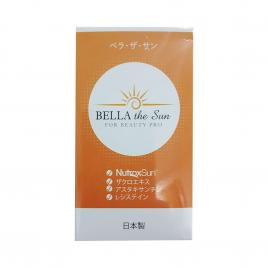 Viên uống chống nắng sáng da Bella The Sun Nhật Bản 30 viên