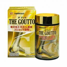 Viên uống hỗ trợ điều trị Gout Ribeto Shoji The Goutto 240 viên