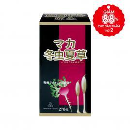 Viên uống hỗ trợ sinh lý cho nam giới Maca Tochukaso 270 viên