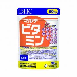 Viên uống bổ sung Vitamin tổng hợp DHC 90 viên (Nội địa)