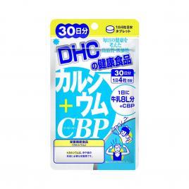 Viên uống bổ xương khớp Calcium & CBP DHC 120 viên (Nội địa)