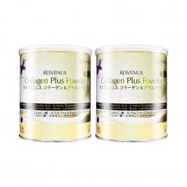 Combo 2 hộp bột Collagen & Hyaluron Nano Japan 245g