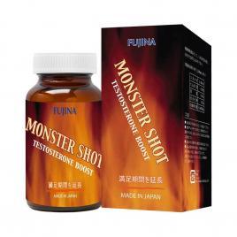 Viên uống hỗ trợ tăng cường sinh lý nam Fujina Monster Shot 150 viên