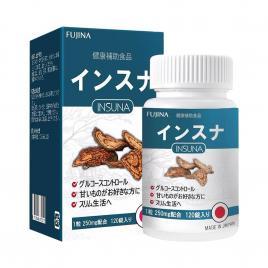 Viên uống hỗ trợ điều trị tiểu đường Fujina Insuna 120 viên