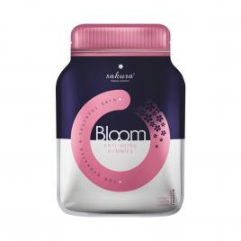Viên nhai Collagen Sakura Bloom Anti Aging Collagen Gummies 14,000mg 35 viên