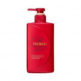 Dầu xả dưỡng tóc bóng mượt Shiseido Tsubaki Premium Moist 490ml
