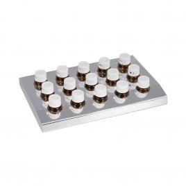 Serum giúp làm chậm tiến độ lão hóa và mờ nếp nhăn Oshirma Epidermal Growth Factor (15 chai x 1ml)