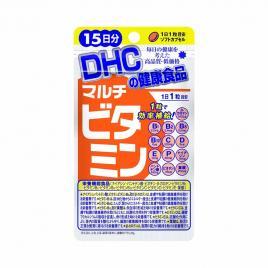 Viên uống bổ sung Vitamin tổng hợp DHC 15 viên (15 ngày)