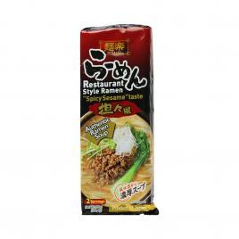 Mì Ramen không chiên vị mè cay Hikari Miso 191.4g (2 phần ăn)