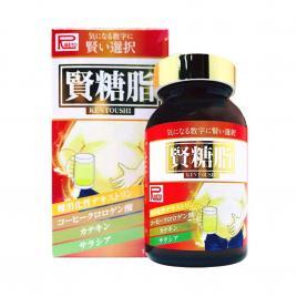 Viên uống giảm mỡ bụng, hỗ trợ điều trị tiểu đường Ribeto Shoji Takasi Kentoushi 180 viên