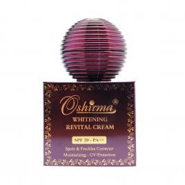 Kem ngừa thâm nám Oshirma Whitening Revital Cream SPF 20/PA++ 30g