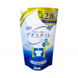 Nước giặt kháng khuẩn Rocket Soap Deo Ion Ag+ 1,65kg (Dạng túi)