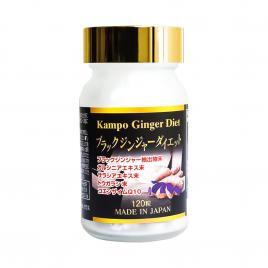 Viên uống giảm cân Kampo Ginger Diet 120 viên