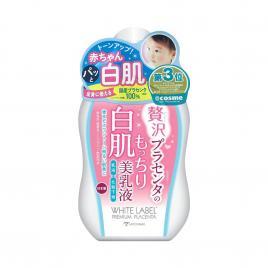 Sữa dưỡng trắng cấp tốc từ nhau thai White Label Premium Placenta Milk 120ml