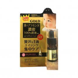 Tinh chất dưỡng trắng, trị nám White Label Premium Placenta Gold Essence 10ml