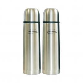 Combo 2 bình nước giữ nhiệt Thermos TC-1000-SBK 1L