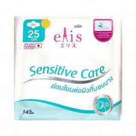 Băng vệ sinh Elis Sensitive Care RP 25cm 14 miếng