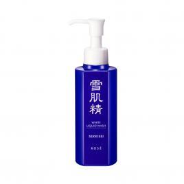 Sữa rửa mặt Kosé Sekkisei White Liquid Wash 140ml