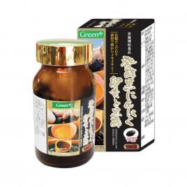 Viên uống tỏi đen Sato Fermented Black Garlic Green+ 120 viên