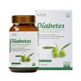 Viên uống hỗ trợ điều trị tiểu đường Nucos Diabetes 30 viên