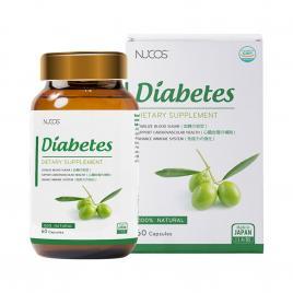 Viên uống hỗ trợ điều trị tiểu đường Nucos Diabetes 60 viên