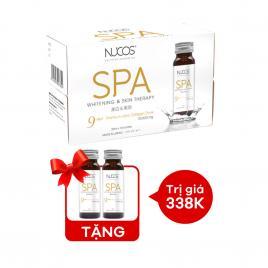 Nước uống Collagen Nucos Spa 10,000mg (Hộp 10 chai x 50ml)