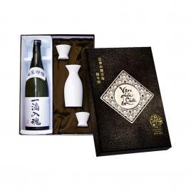 Hộp quà rượu Sake Kamotsuru Itteki Nyukon 720ml