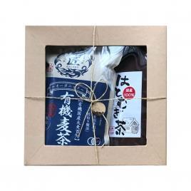 Hộp quà Tết trà cao cấp Nhật Bản