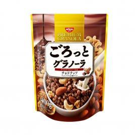 Ngũ cốc vị socola Nissin Premium Granola 400g