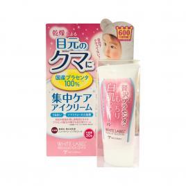 Kem trị thâm quầng mắt White Label Premium Placenta Eye Cream 30g