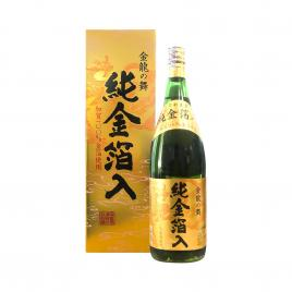 Rượu Sake Kinryu No mai Junkinpakuiri 15.3% 1800ml
