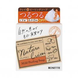 Xà phòng rửa mặt Rosette Naturalion Mild Peeling Soap 60g