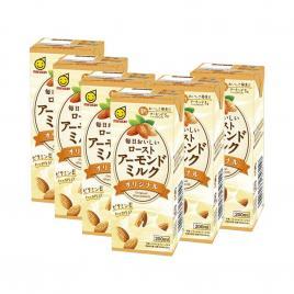 Combo 6 hộp sữa hạnh nhân Marusan Original 200ml