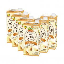 Combo 6 hộp sữa hạnh nhân Marusan Original 1000ml