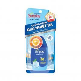 Sữa chống nắng giải nhiệt da Sunplay Super Cool SPF50+ PA++++ 30g