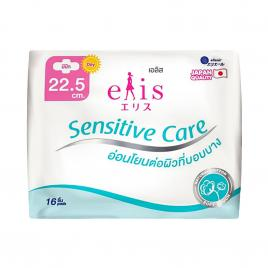 Băng vệ sinh Elis Sensitive Care RP 22.5cm 16 miếng
